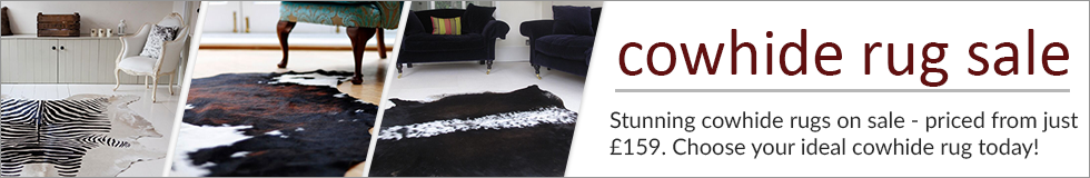 Cowhide Rugs On Sale